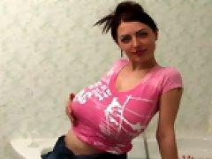 Busty Merilyn Sekova naked