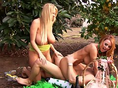 Kelly and Ryan get the luck of the Irish have a sexy milf leprechaun stop by.